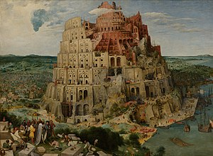 300px-Pieter_Bruegel_the_Elder_-_The_Tower_of_Babel_(Vienna)_-_Google_Art_Project